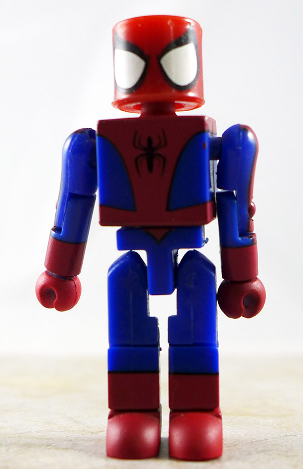 Ultimate Spider-Man Loose Minimate (Marvel Wave 7)
