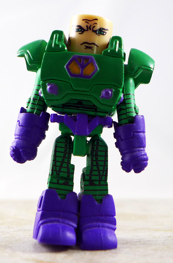 Lex Luthor Partial Loose Minimate (DC Series 1)