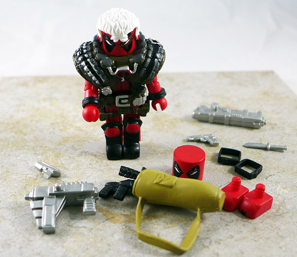 Cable-Pool Loose Minimate (Marvel Deadpools Assemble! Box Set)