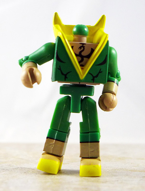 Iron Fist Partial Loose Minimate (Marvel Exclusive Two Packs)