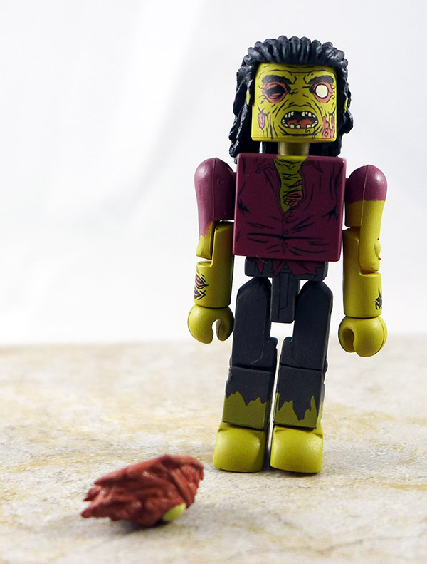 Dreadlock Zombie Loose Minimate (Walking Dead Wave 3)
