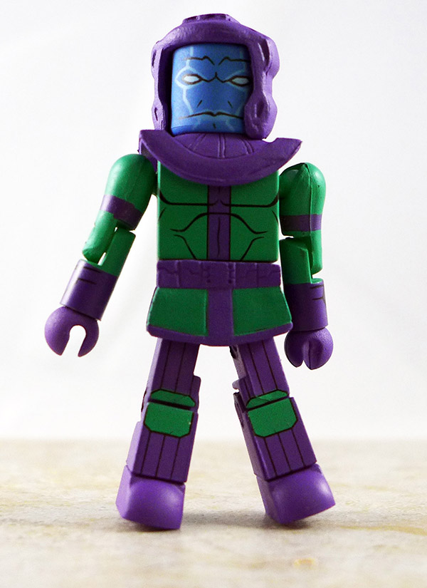 Kang the Conqueror Loose Minimate (Marvel Walgreens Wave 5)