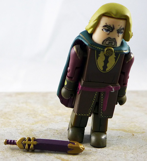 King Theoden Loose Minimate (Lord of the Rings Series 1)