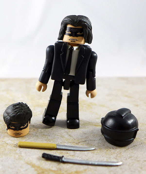 Crazy 88 #2 Loose Minimate (Kill Bill Crazy 88 Gang Box Set)