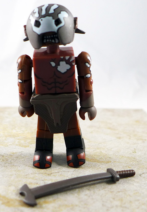 Uruk-Hai Berserker Loose Minimate (Lord of the Rings Series 1)