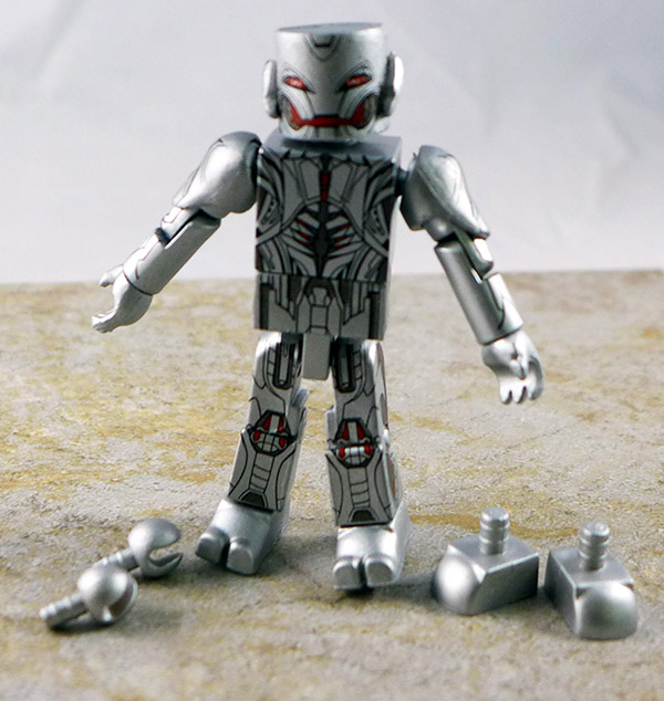 Final Form Ultron Loose Minimate (Marvel Age of Ultron Exclusive Box Set)