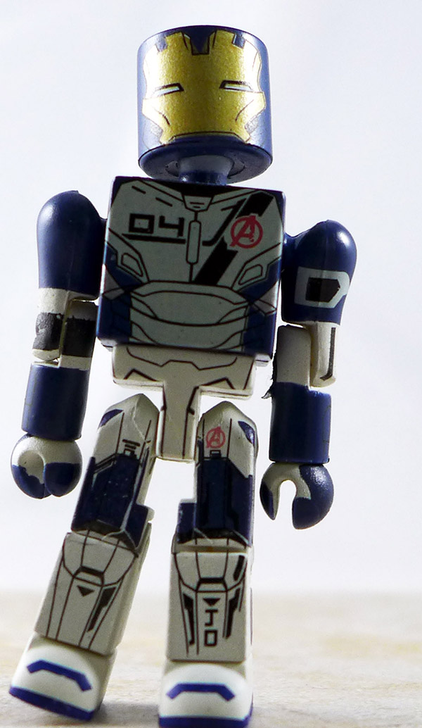 Iron Legion 04 Loose Minimate (Marvel Age of Ultron Blind Packs)