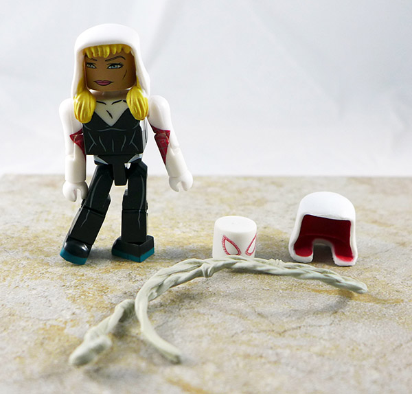 Unmasked Gwen Stacy Loose Minimate (Marvel Now Blind Bag)