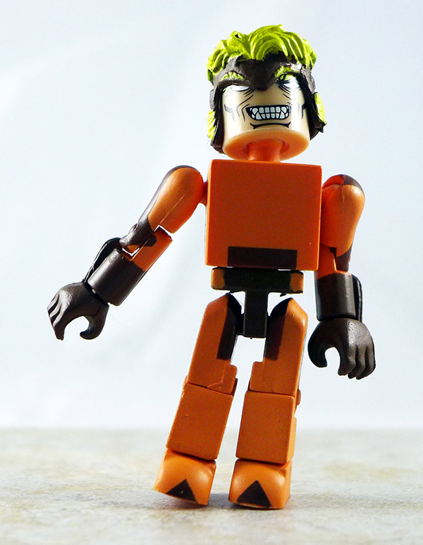 Sabretooth Partial Loose Minimate (Marvel 'Best Of