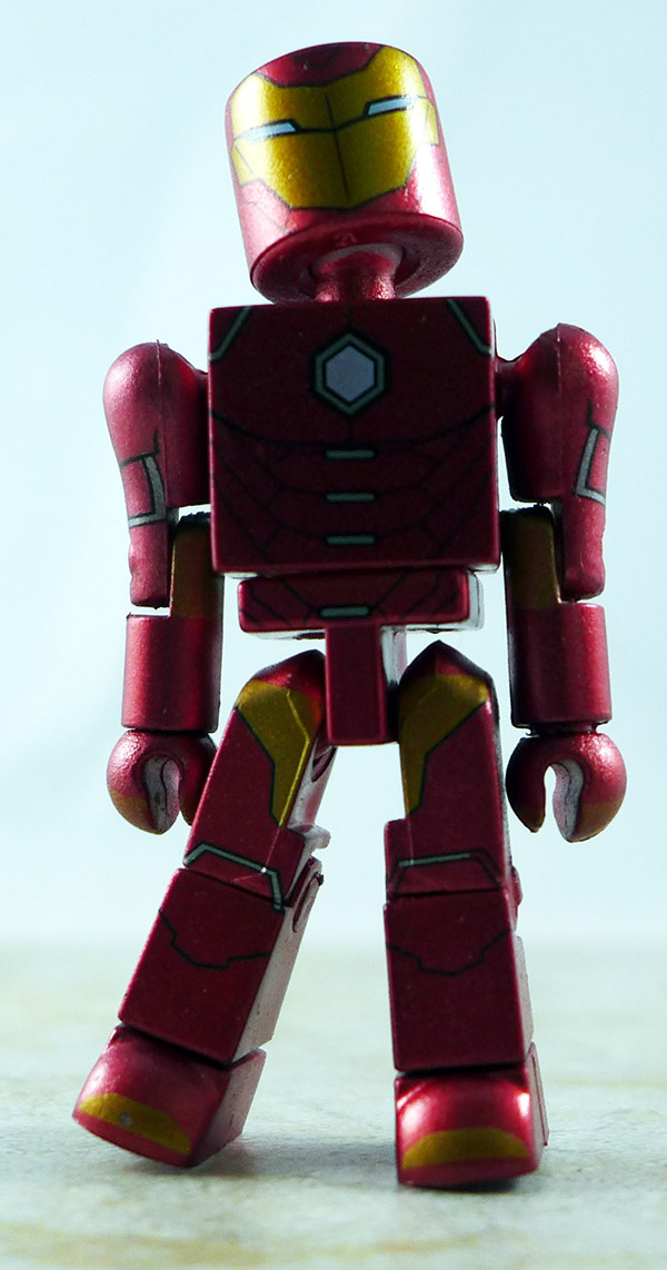 International Iron Man Partial Loose Minimate (Marvel Now Blind Bag)