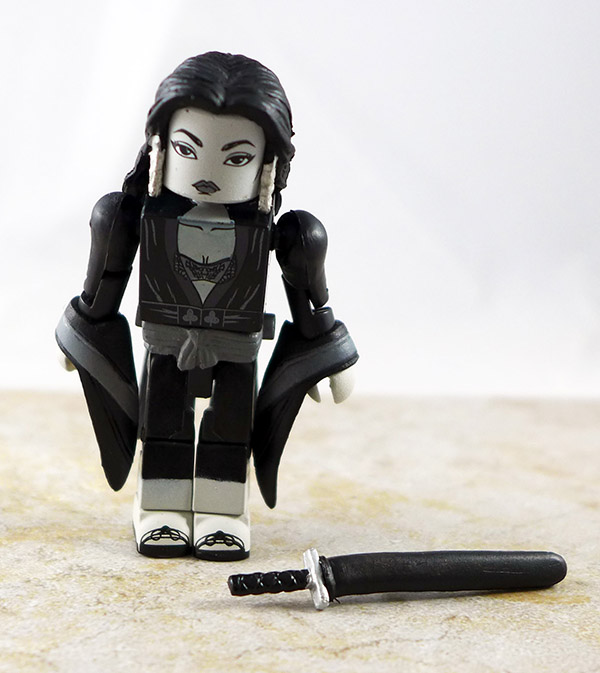 Miho Loose Minimate (Sin City: The Big, Fat Kill Series 3 Box Set)