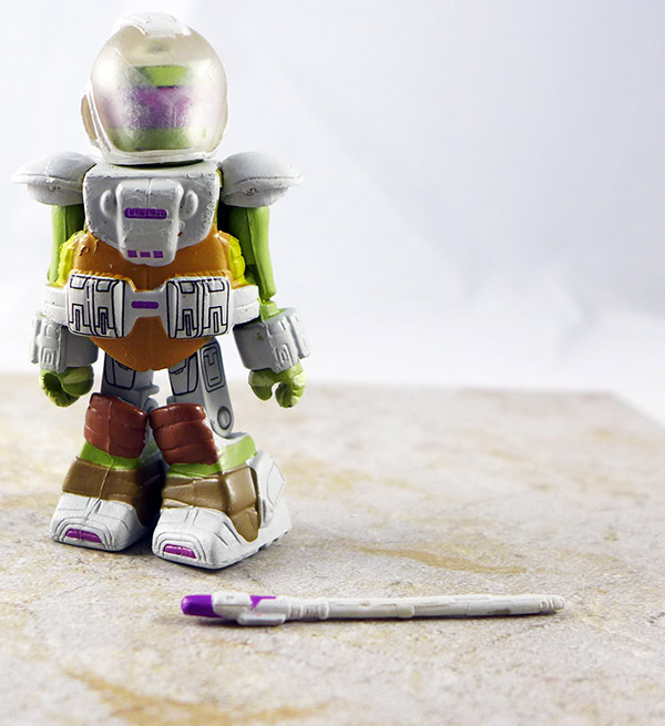 Space Suit Donatello Loose Minimate (TMNT Series 4)