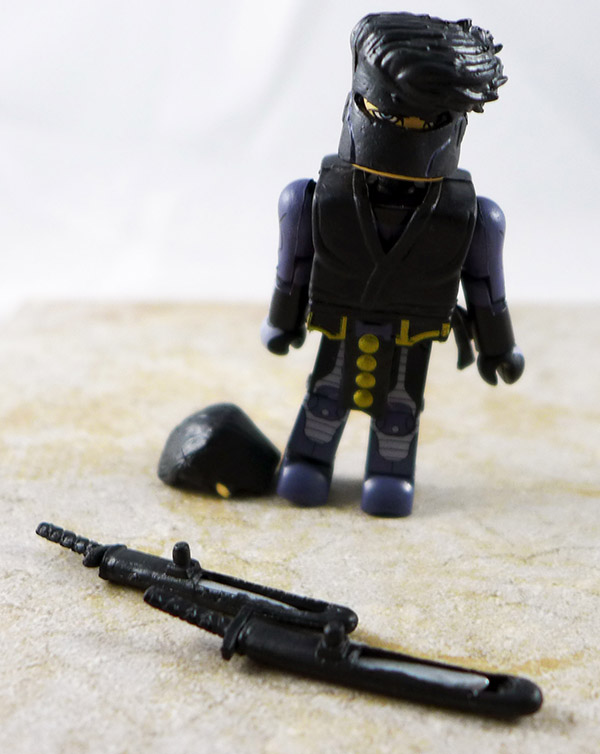 Ninjak Loose Minimate (Comic Book Heroes Wave 1)