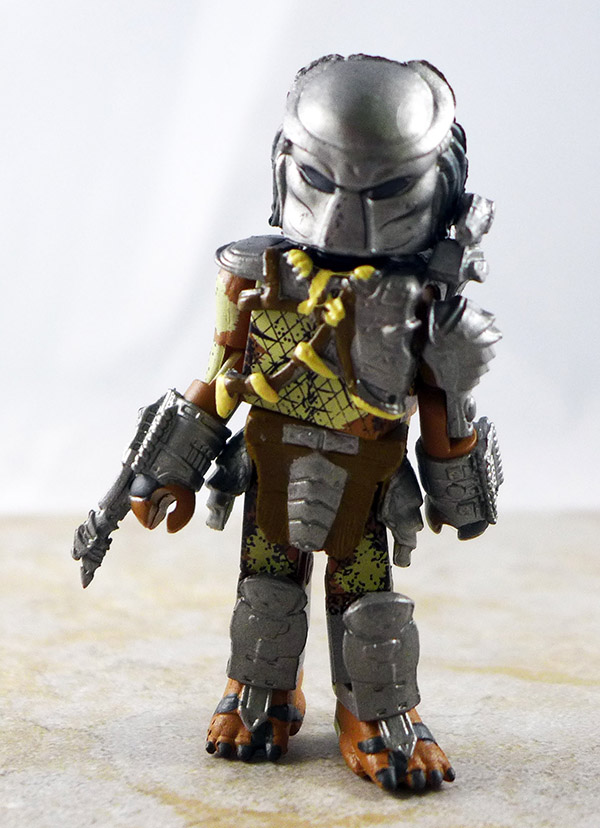 Masked Jungle Predator Loose Minimate (Predator Blind Bag Series 1)
