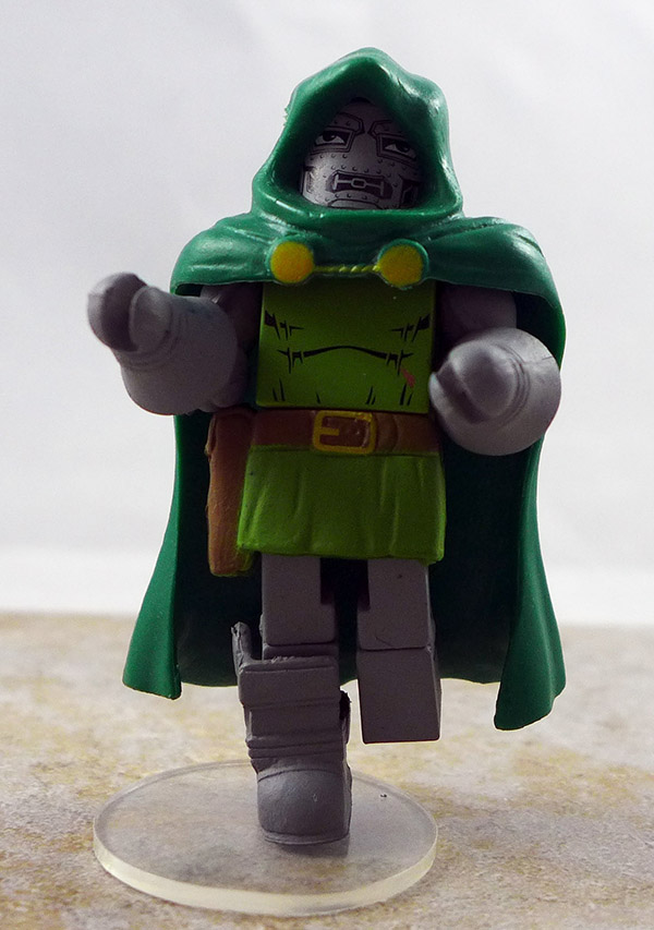 Doctor Doom Partial Loose Minimate ('Best of