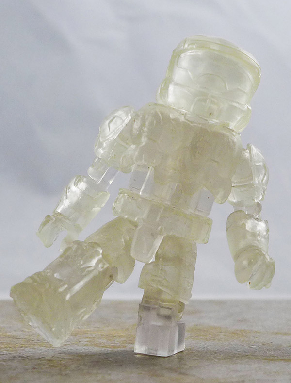 Spartan ODST (Active Camo) Partial Loose Minimate (Halo TRU Series 1)