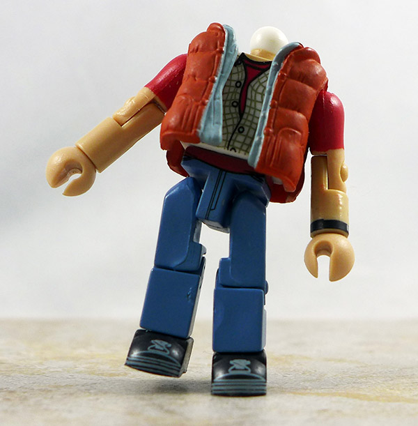 Marty McFly Custom Partial Loose Minimate