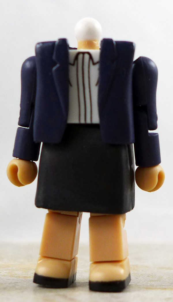 Dana Scully Partial Loose Minimate (X-Files Two Pack)