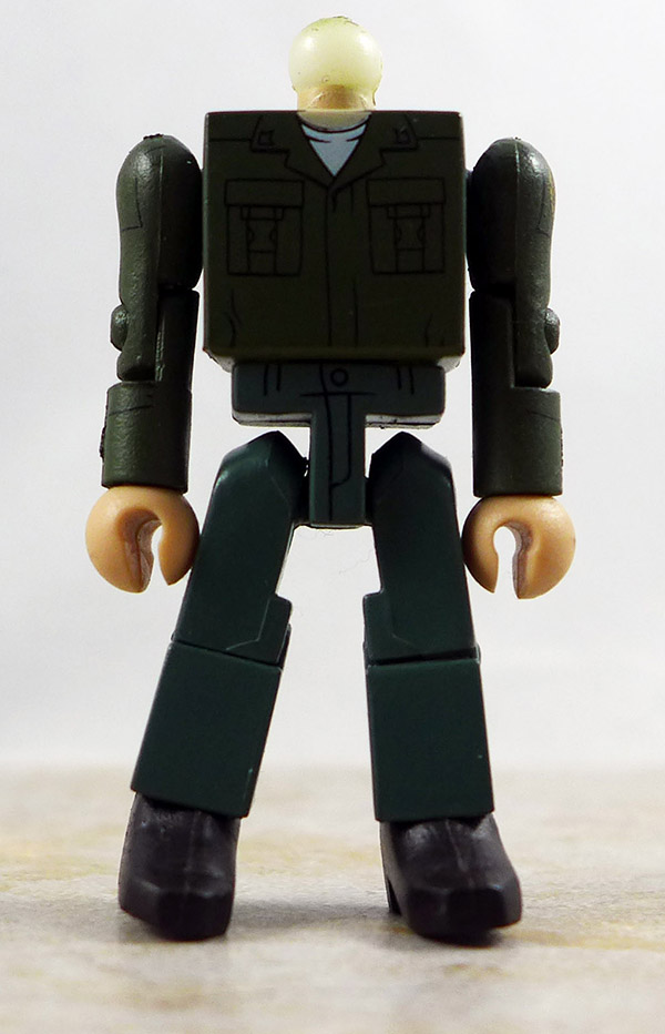 Chief Tyrol Partial Loose Minimate (Battlestar Galactica TRU Series 2)