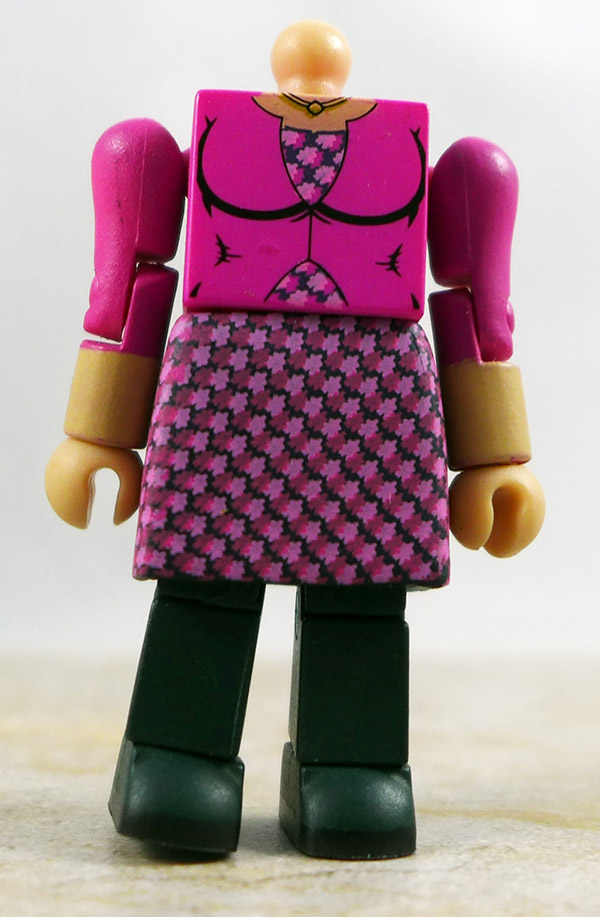 Bernadette Partial Loose Minimate (Big Bang Theory Box Set 2)
