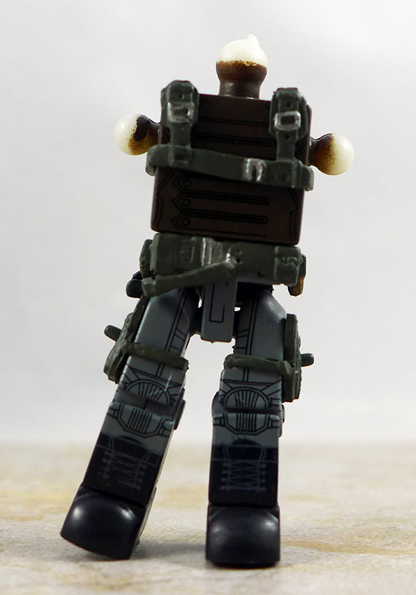 Winter Soldier Partial Loose Minimate (Wave 55)