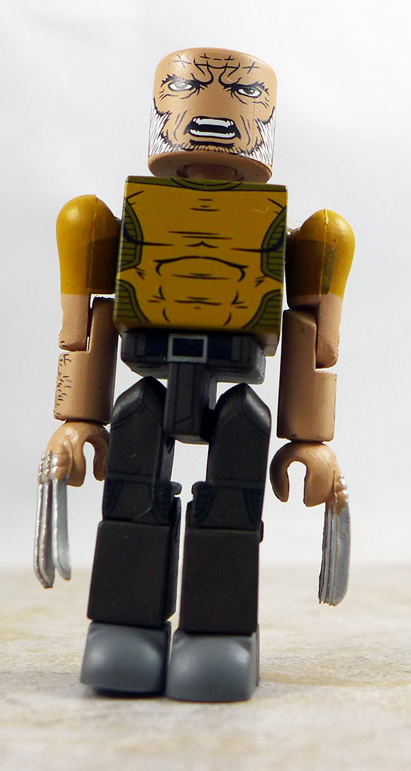 Old Man Logan Partial Loose Minimate (Marvel Now Blind Packs)