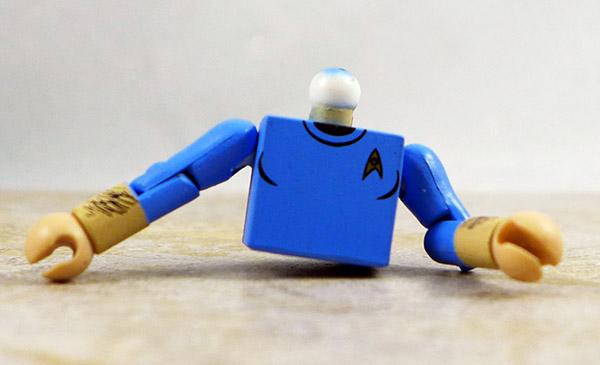 Sick Bay Dr. McCoy Partial Loose Minimate (Star Trek Series 4)