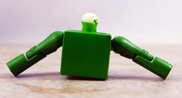 Green Partial Loose Minimate