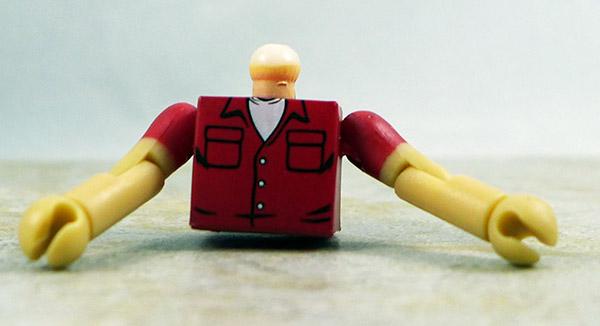 Biff Tannen Partial Loose Minimate (Back to the Future II 25th Anniversary Box Set)