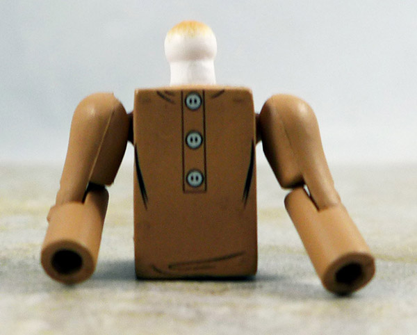 Brown Shirt Partial Loose Minimate