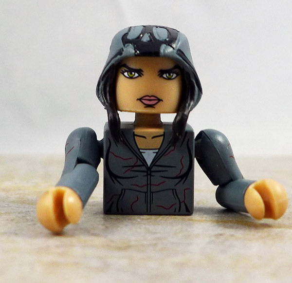 Em Cypress Partial Loose Minimate (Comic Book Heroes Wave 1)