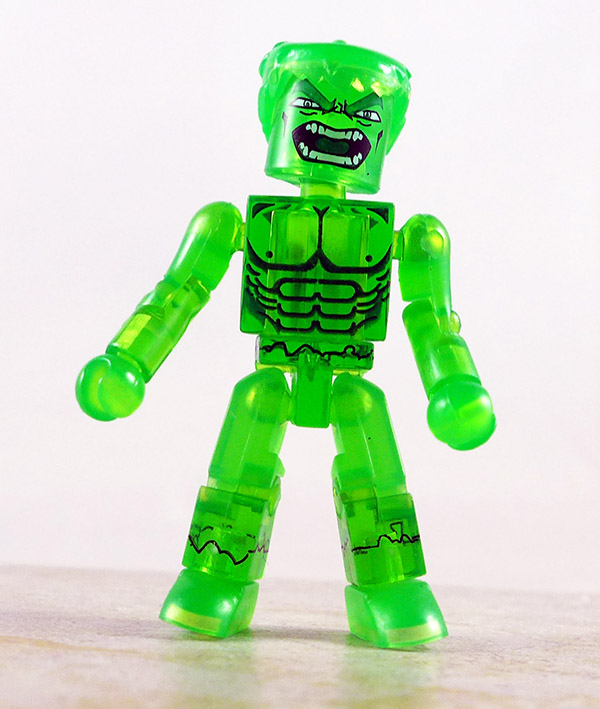 Gamma Hulk Loose Minimate (Marvel Wave 6)
