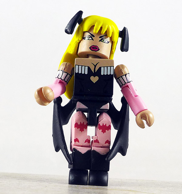 Morrigan (P2) Partial Loose Minimate (Street Fighter II Exclusives)
