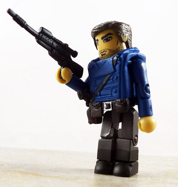 Bucky Loose Minimate (Marvel Wave 40)