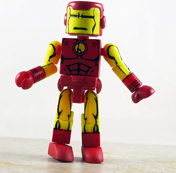 Iron Man Partial Loose Minimate (Marvel Wave 6)