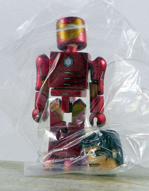 International Iron Man Loose Minimate (Marvel Now Blind Bag)