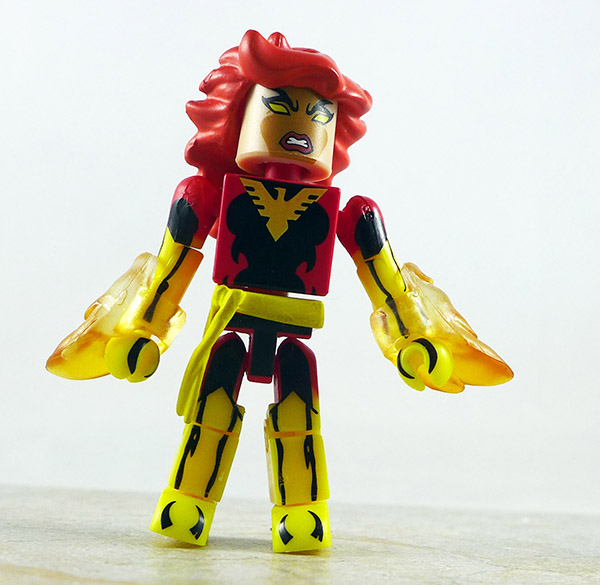 Dark Phoenix Loose Minimate (Marvel Target Group D)