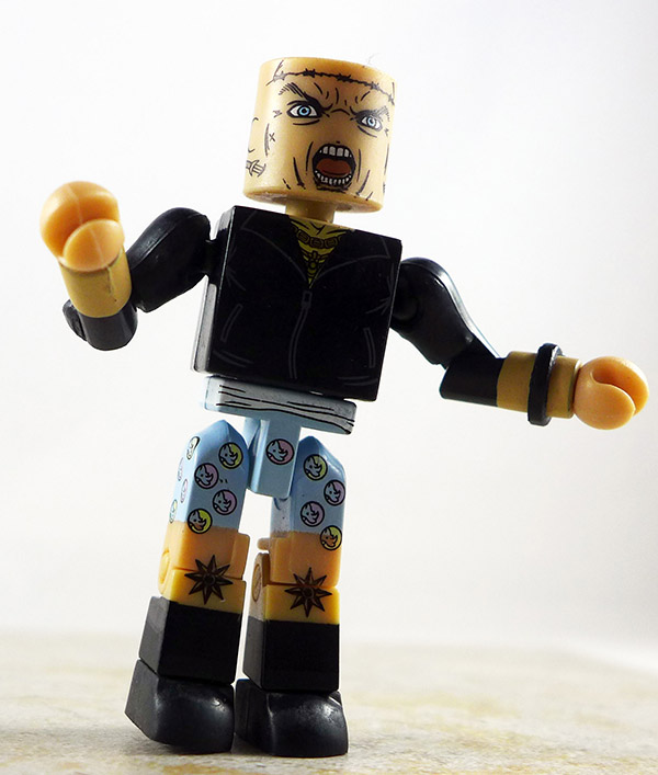 Aleksei Sytsevich Partial Loose Minimate (Marvel Wave 56)