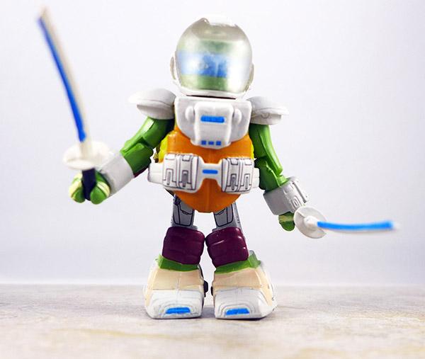 Space Suit Leonardo Loose Minimate (TMNT TRU Series 4)