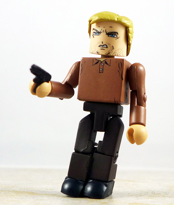 Jack Bauer Loose Minimate (24 End of Day 1 Two Pack)