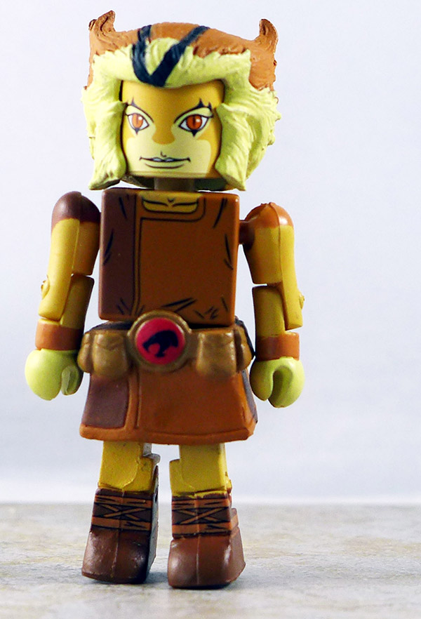 Wilykat Partial Loose Minimate (Thundercats Box Set 3)