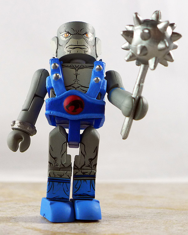 Panthro Custom Loose Minimate (Thundercats Box Set 1)