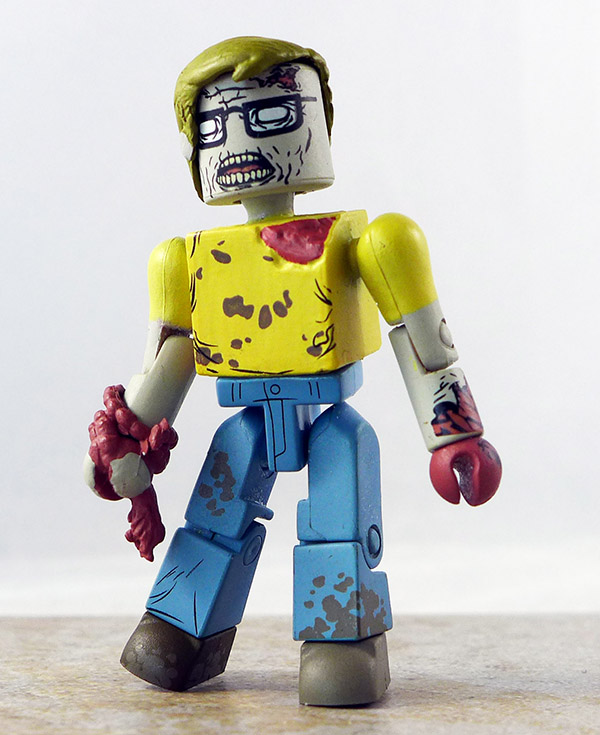 Geek Zombie Loose Minimate (Walking Dead Wave 5)
