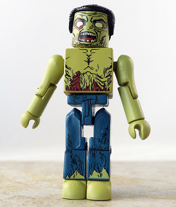 Crawling Zombie Partial Loose Minimate (Walking Dead TRU Wave 4)