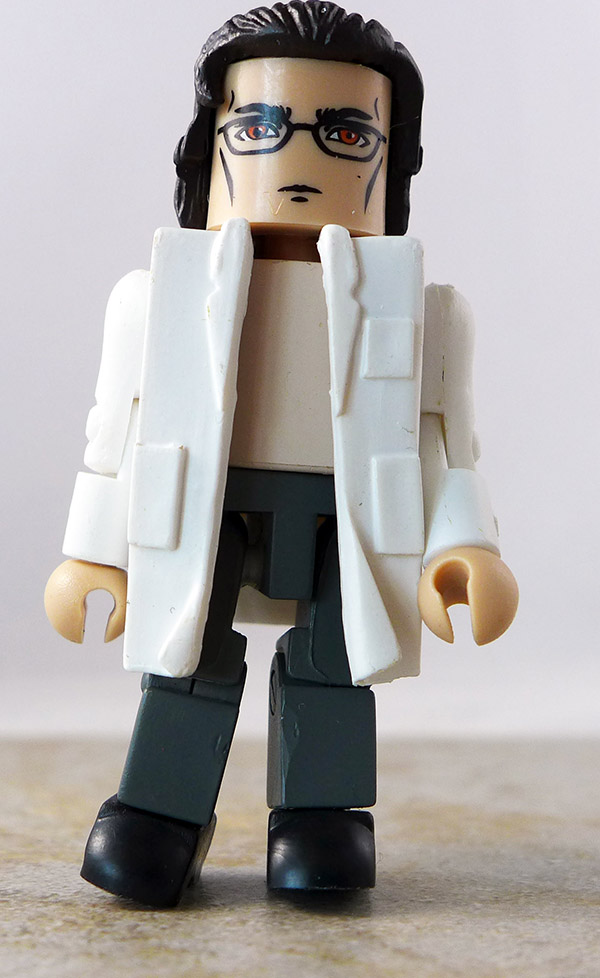 Doctor Gaius Baltar Partial Loose Minimate (Battlestar Galactica Wave 4)