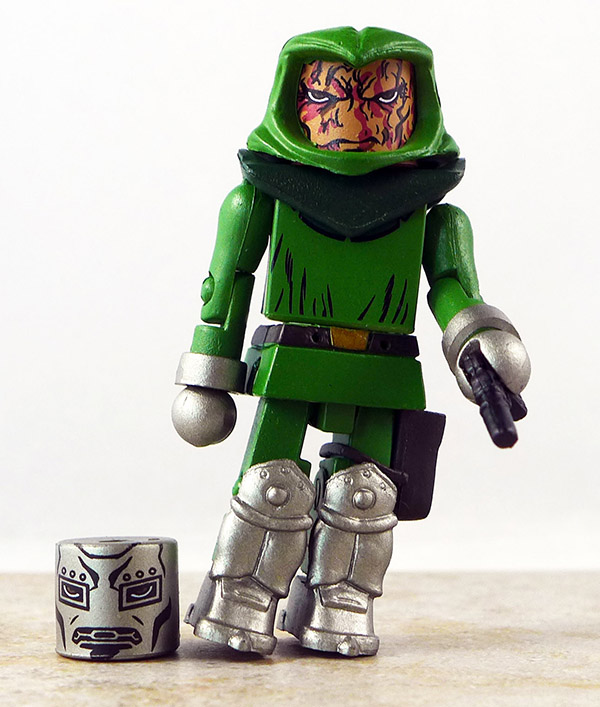 First Appearance Dr. Doom Loose Minimate (Marvel TRU Wave 8)