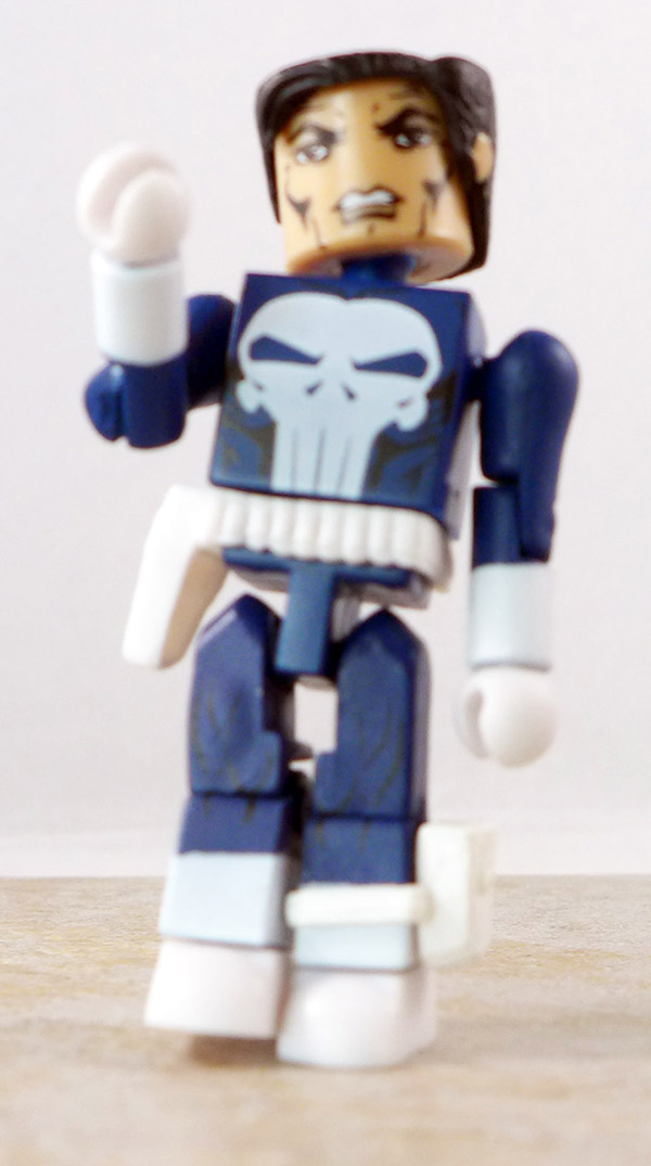 Punisher Partial Loose Minimate (Marvel