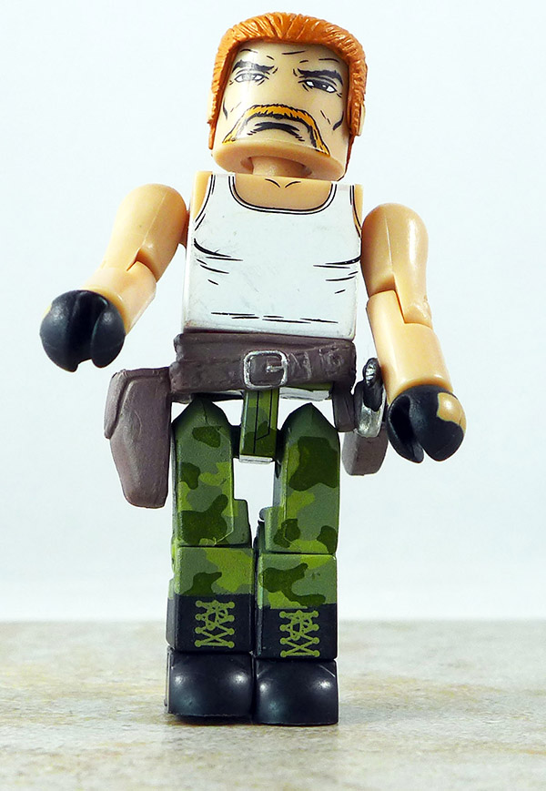 Abraham Ford Partial Loose Minimate (Walking Dead TRU Wave 5)