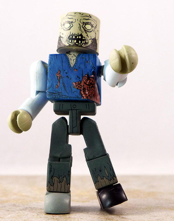 Vest Zombie Loose Minimate (Walking Dead TRU Wave 3)