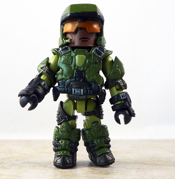 UNSC Marine 2 Partial Loose Minimate (Halo Series 1 Box Set)